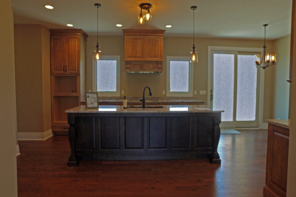 Custom Kitchen Saint John Indiana