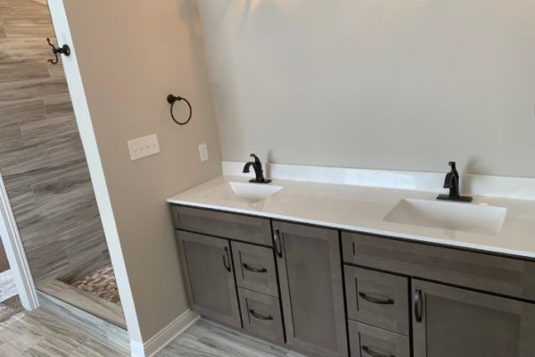 Custom Master Bath  Saint John Indiana